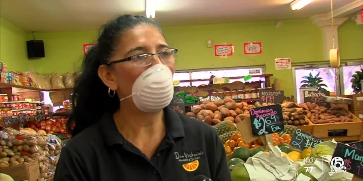 Grocery stores, workers on front line in fight against coronavirus