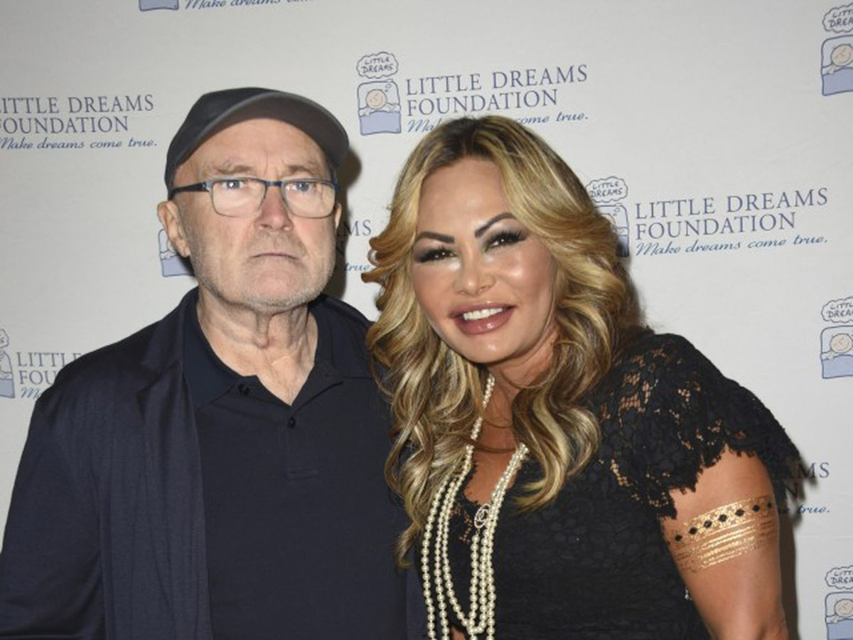 Phil Collins claims ex-wife, new husband seized singer's South Fla. home