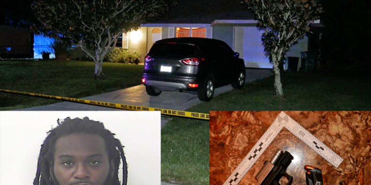 Cops: Unprovoked shooting ends in man's arrest