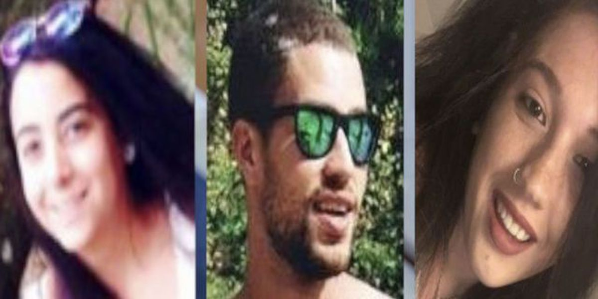 Who were the Jupiter triple shooting victims?
