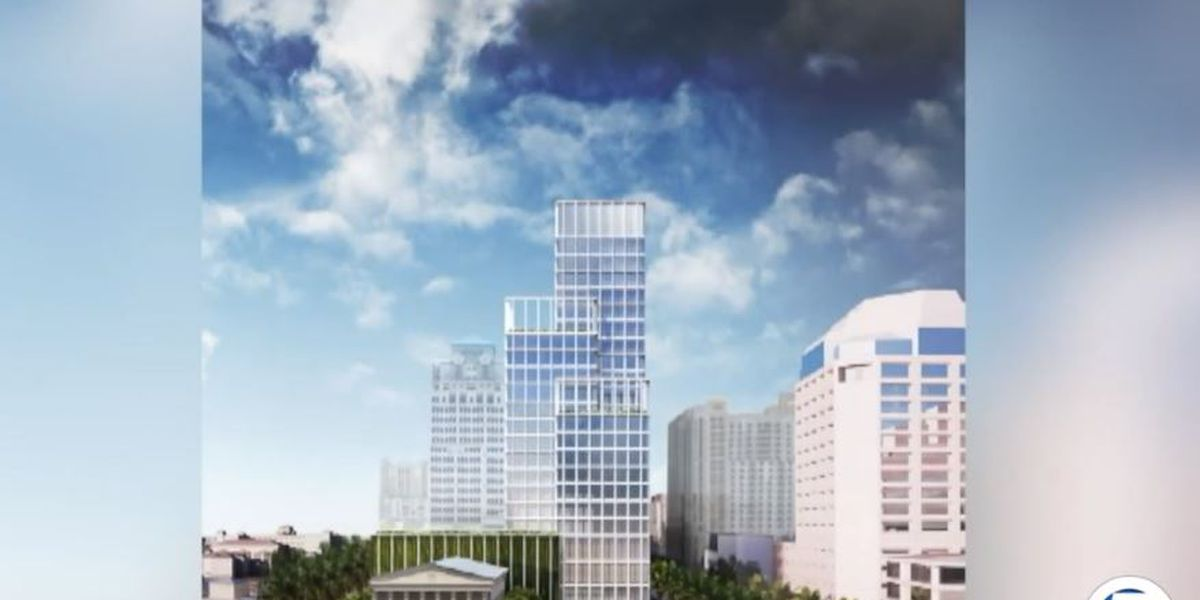 West Palm Beach high-rise causing controversy