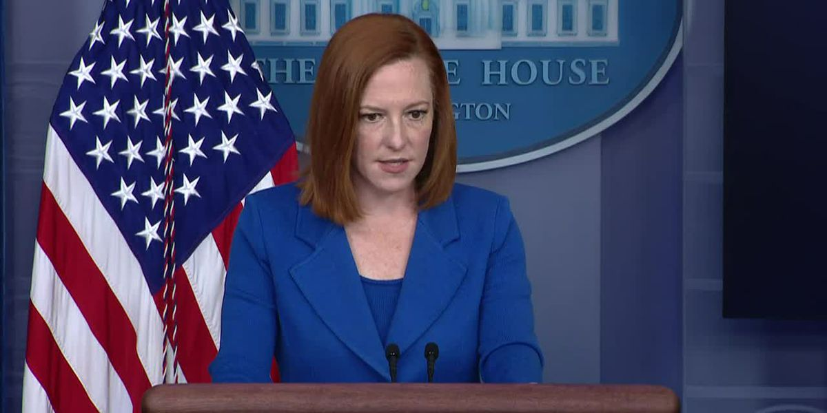 Psaki: Russia will be held accountable if Navalny dies in prison