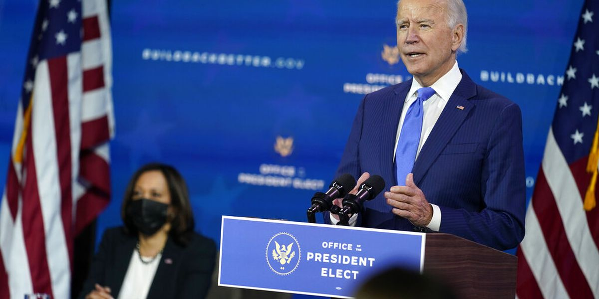 LIVE: Biden holds virtual meeting with workers, business owners