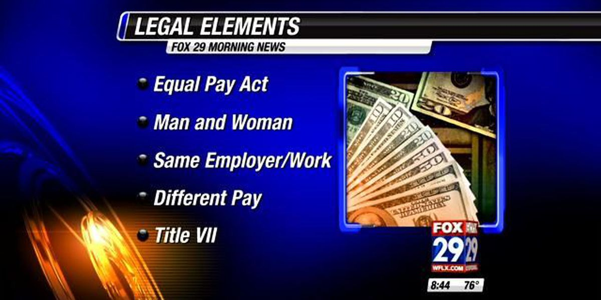 Equal pay for women: How to know when to take legal action