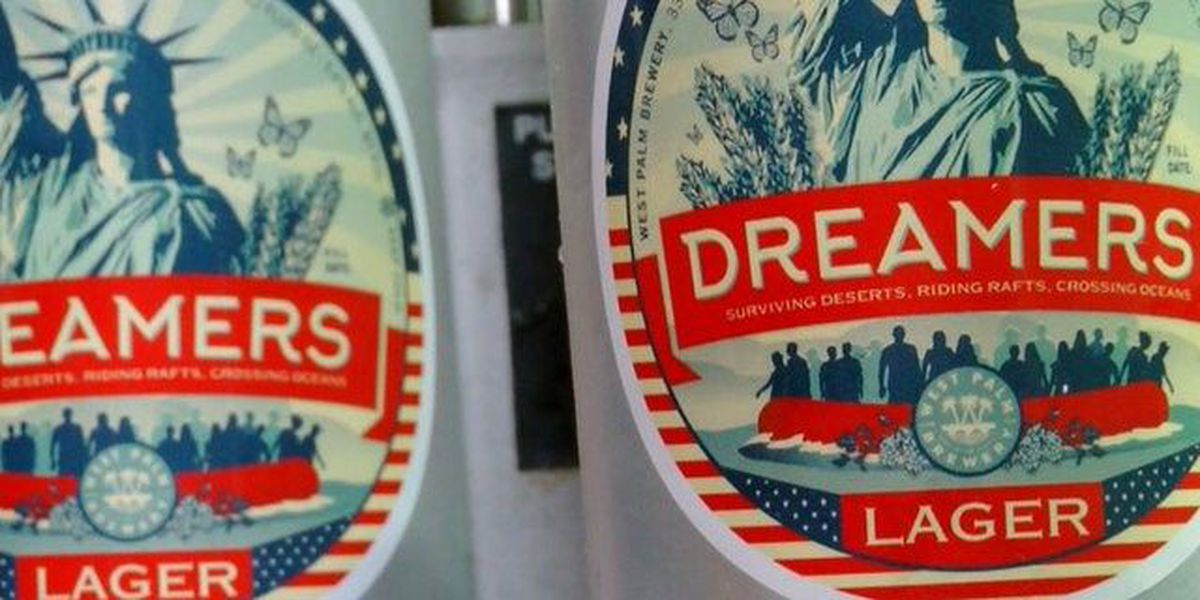 West Palm Brewery to debut 'Dreamers Lager'