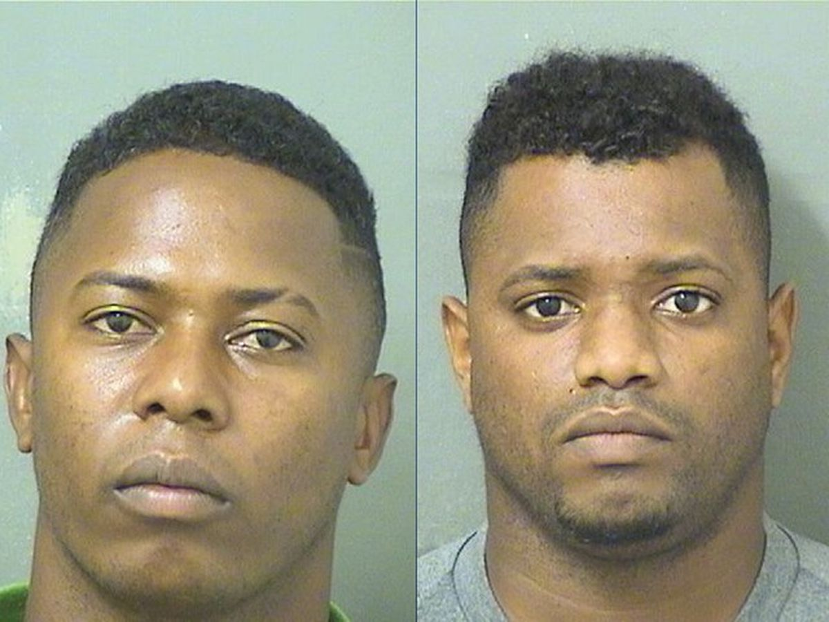 2 arrested for placing credit card skimmers at a Boca Raton gas station