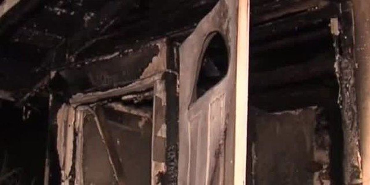 Fire damages house on 13th St. in West Palm