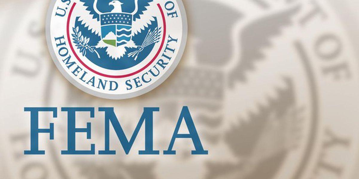 School PPE not eligible for FEMA money