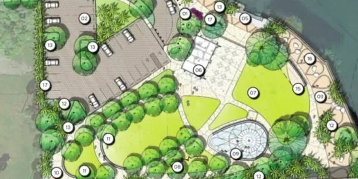Park design and cost up for debate in Boca Raton