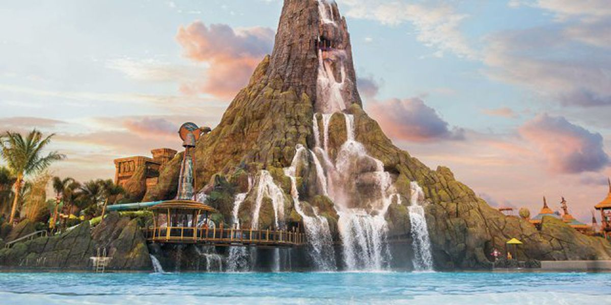 Volcano Bay water park reopens in Orlando