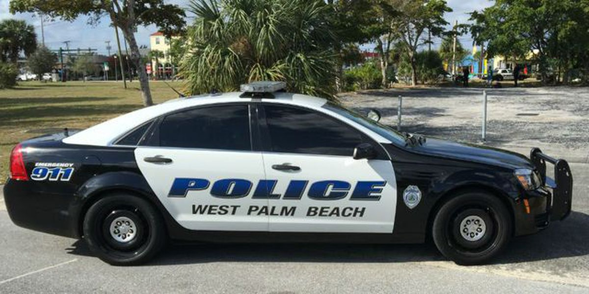 Adult shot in West Palm Beach