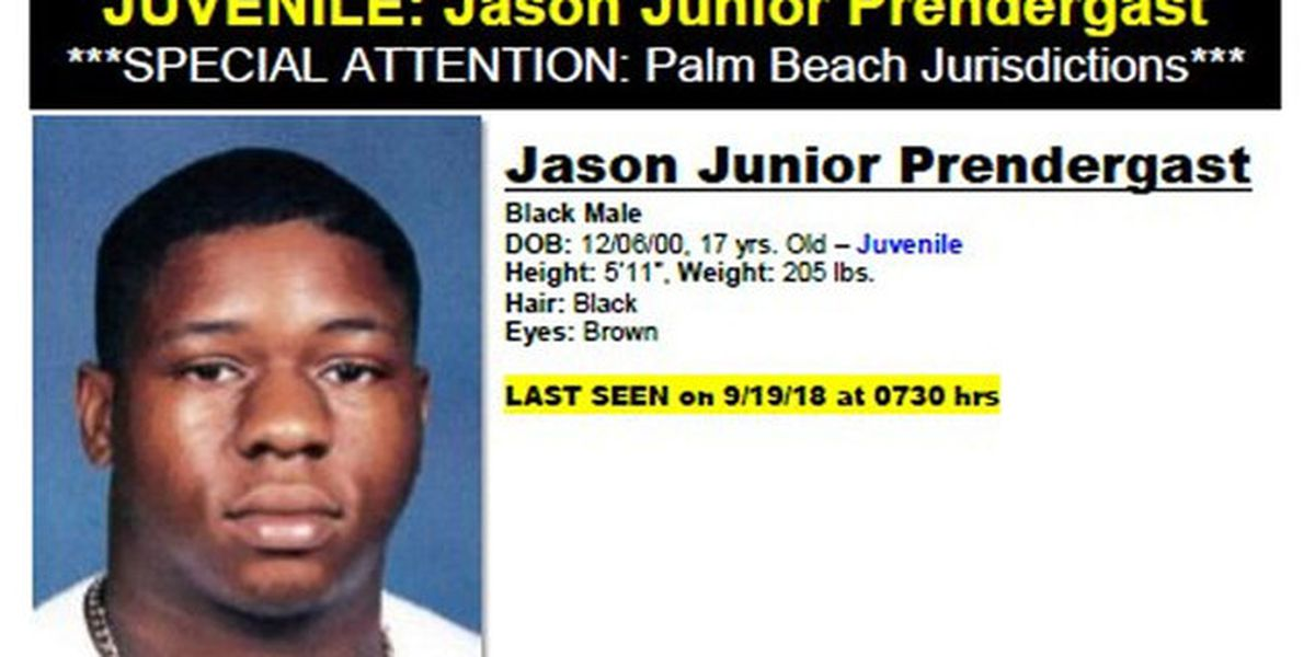 Port St. Lucie teen missing and endangered
