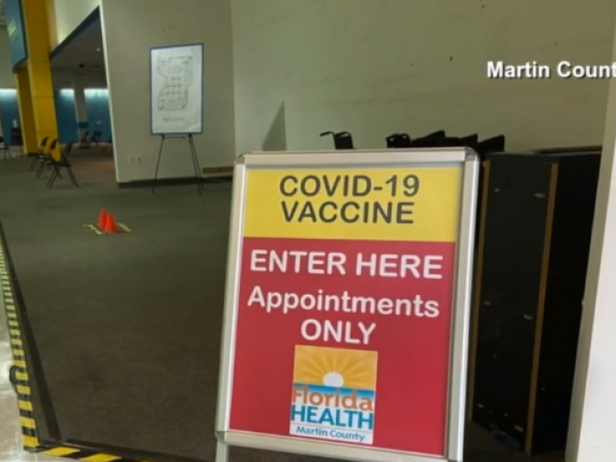 New COVID-19 vaccination site opens in Martin County