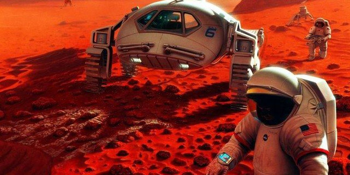 NASA has plan for humans to live on Mars by 2030