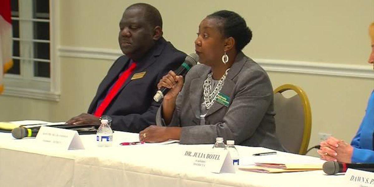 RB city council campaign contributions revealed