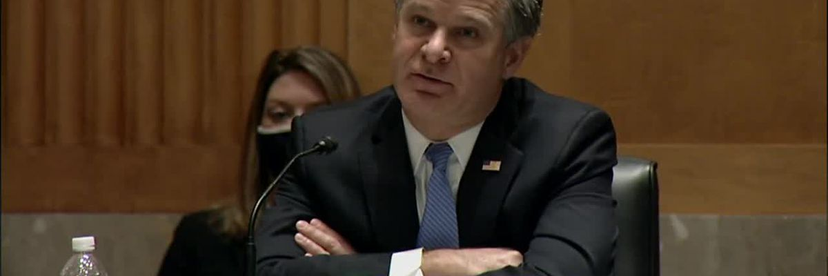FBI director talks about election security