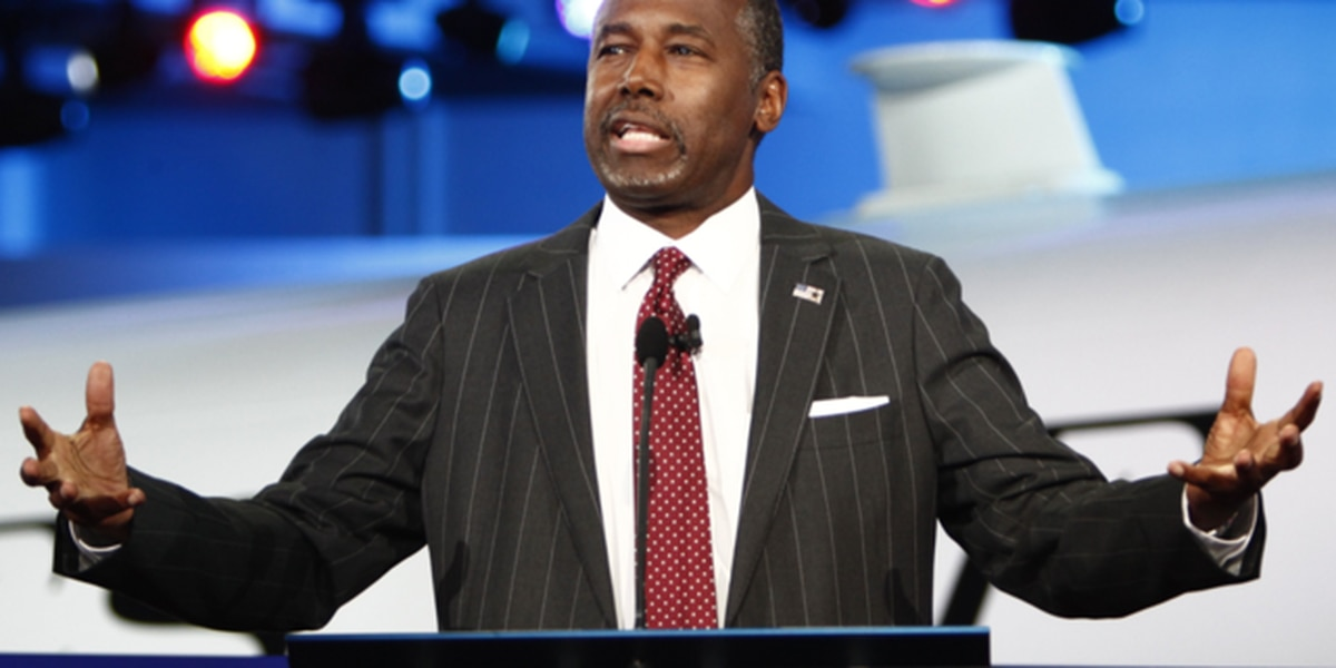Will Carson be next HUD Secretary?