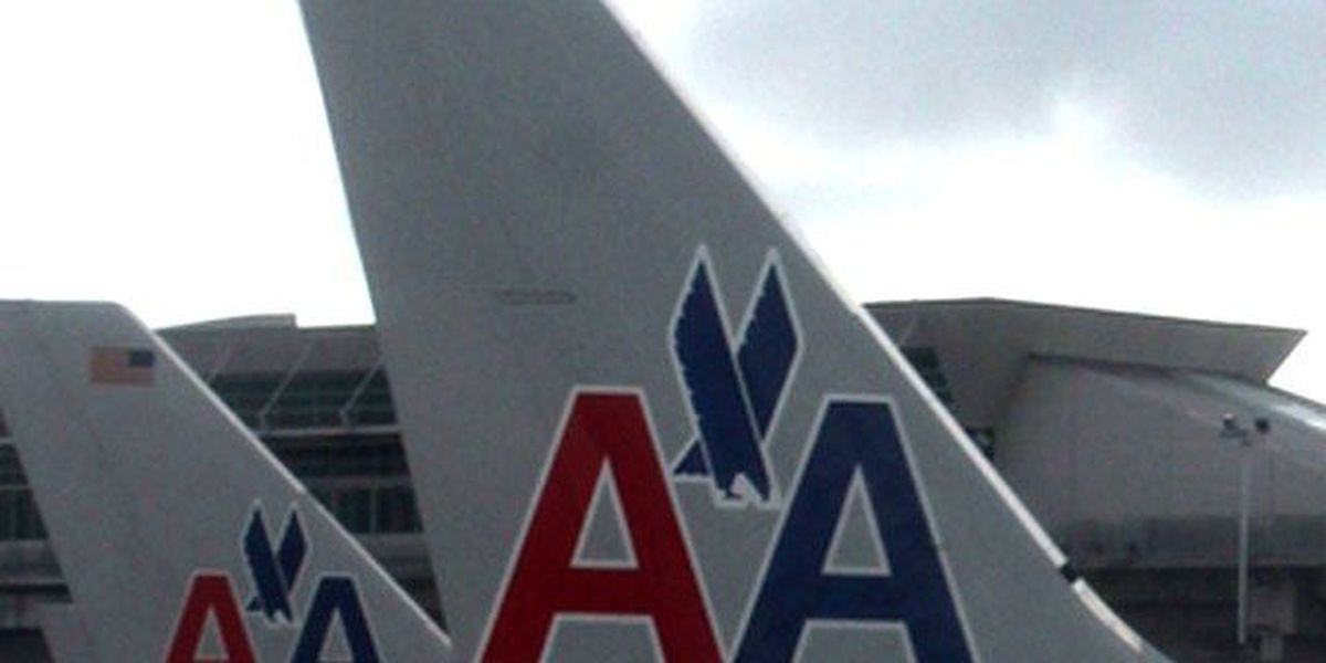 Passengers at PBIA react to NAACP advisory