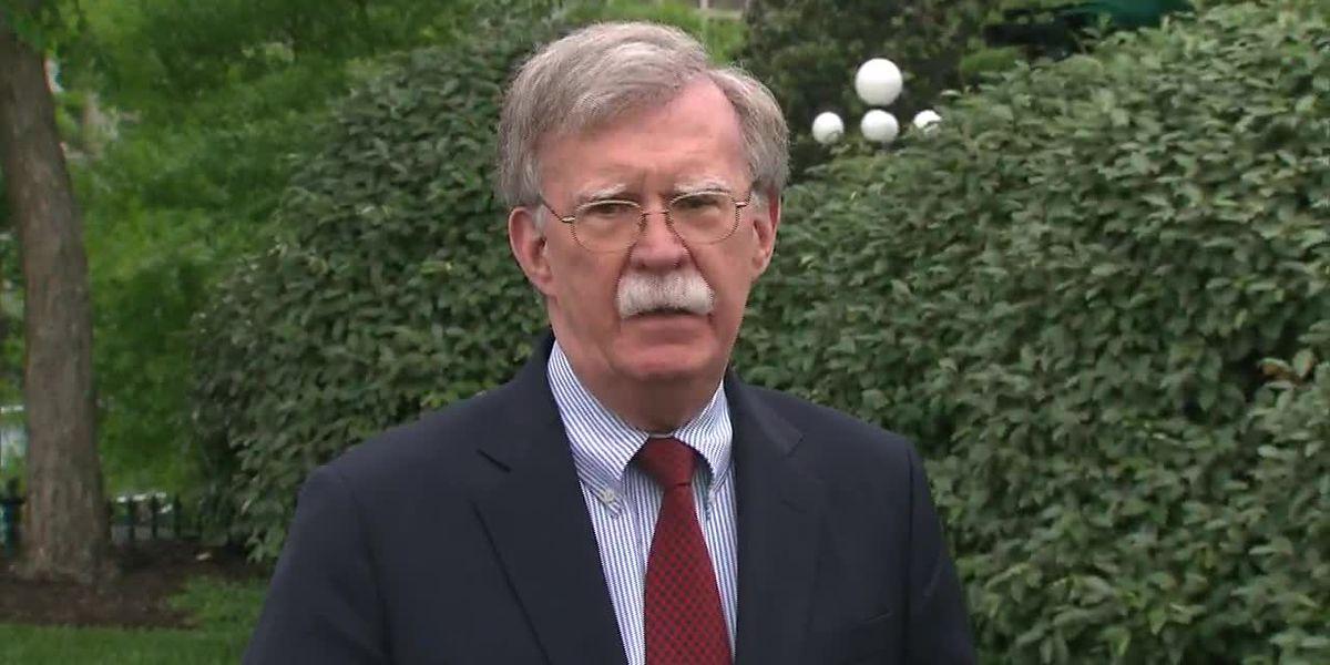 Impeachment trial, Bolton bombshell