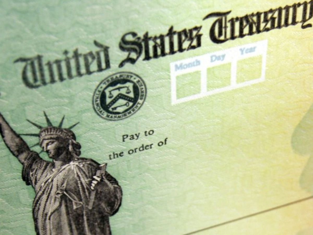 Fort Pierce woman scammed out of $2,000 stimulus check