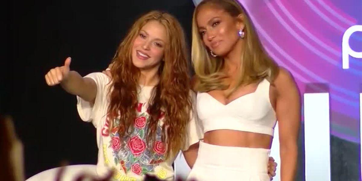J.Lo, Shakira speak about Super Bowl Halftime Show