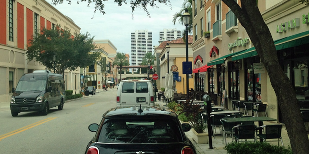 West Palm announces mobility study findings