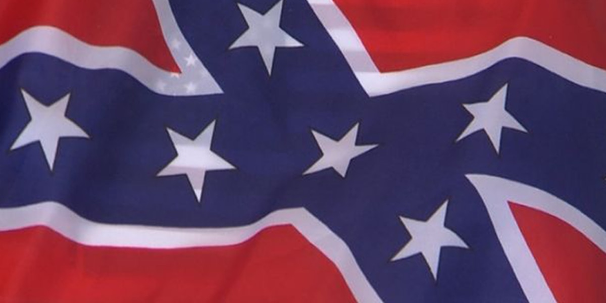 Police officer resigns over Confederate flag
