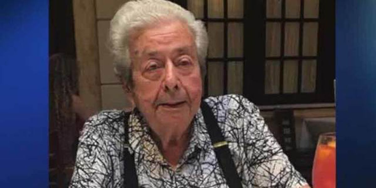 88-year-old missing man found safe