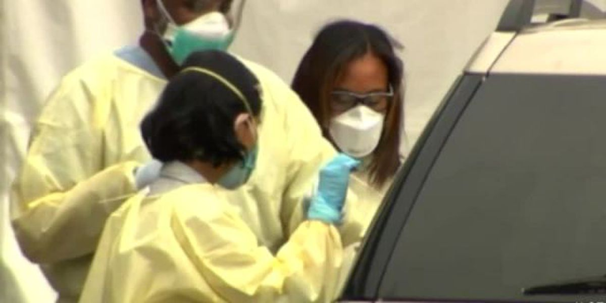 Palm Beach County sees positive turn in fight against coronavirus