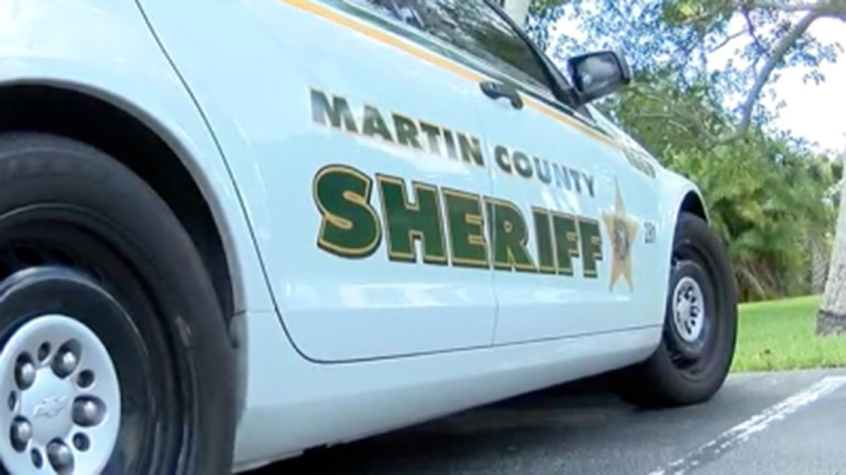 Detectives investigating discovery of body in water in Port Salerno
