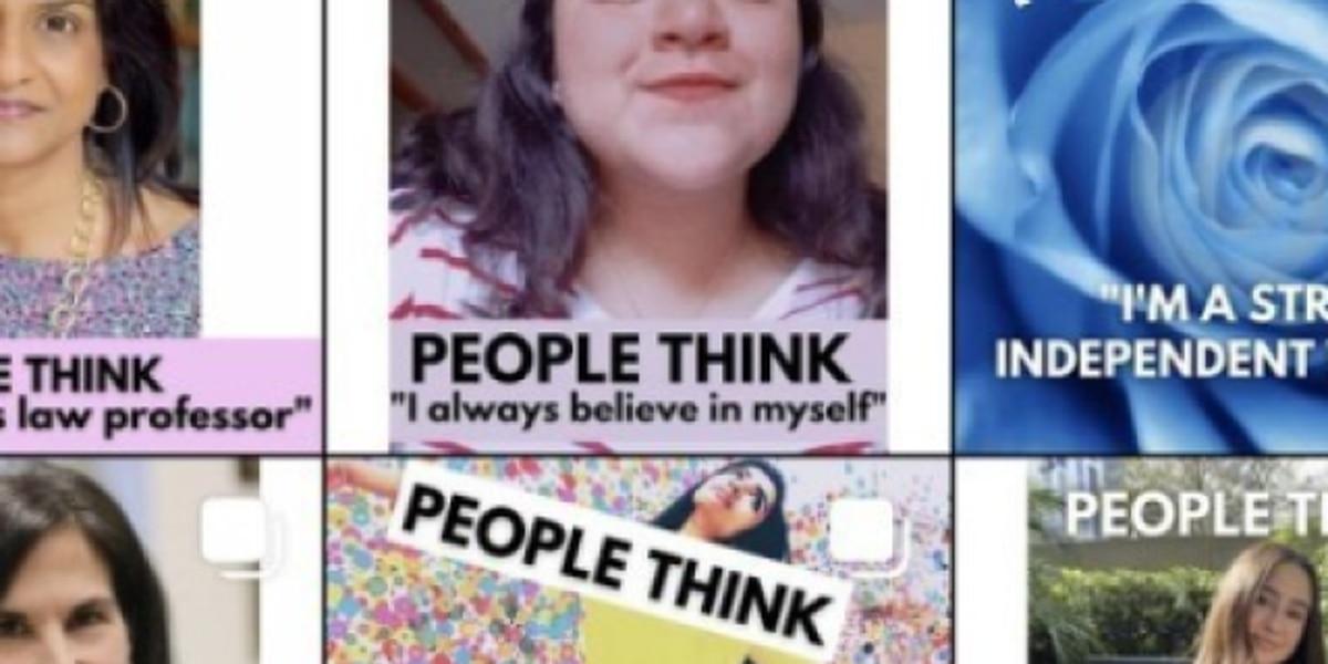 Her Secret Identity: Empowering women to reveal their truth on Instagram