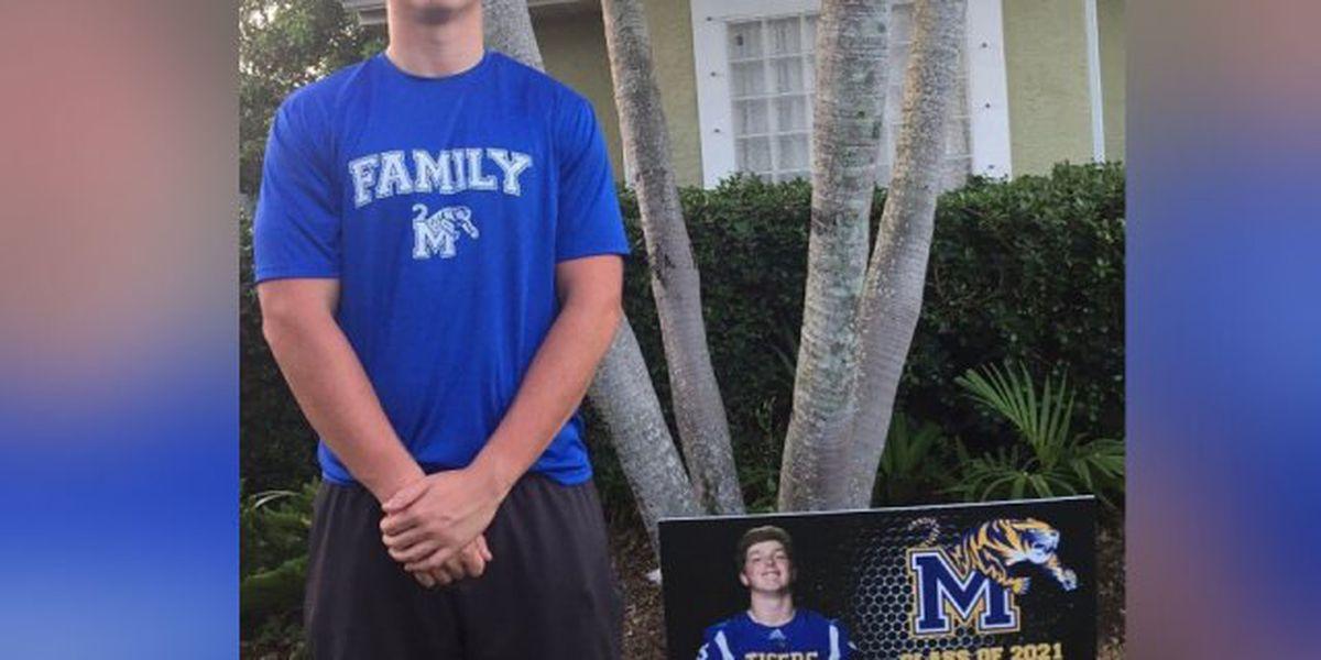 Martin County High School senior dies suddenly