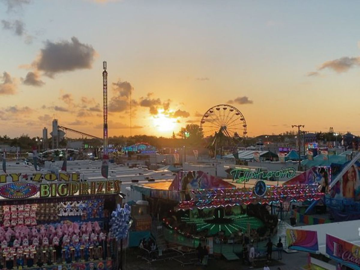 Smaller turnout anticipated at special May South Florida Fair