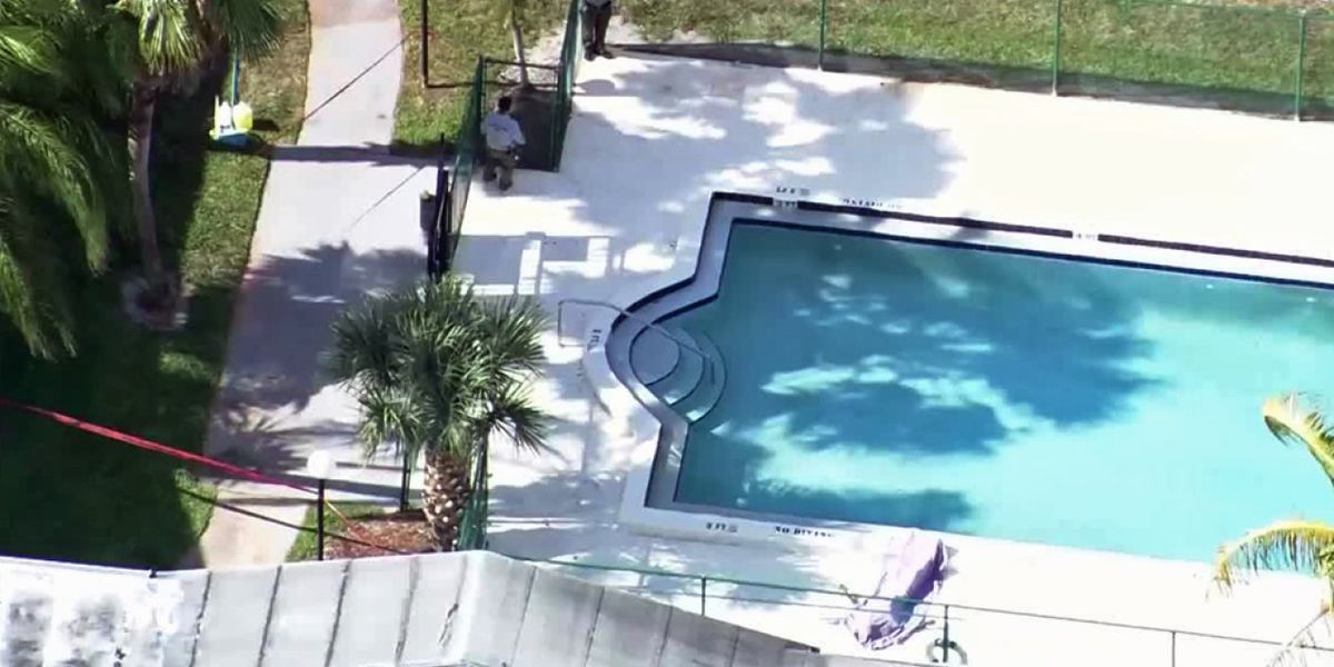 Woman found dead in Lake Park pool