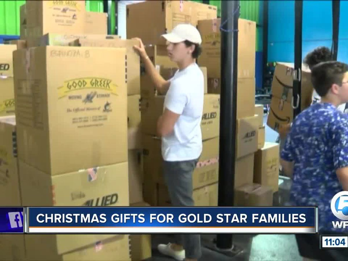 Believe With Me helps record number of gold star families