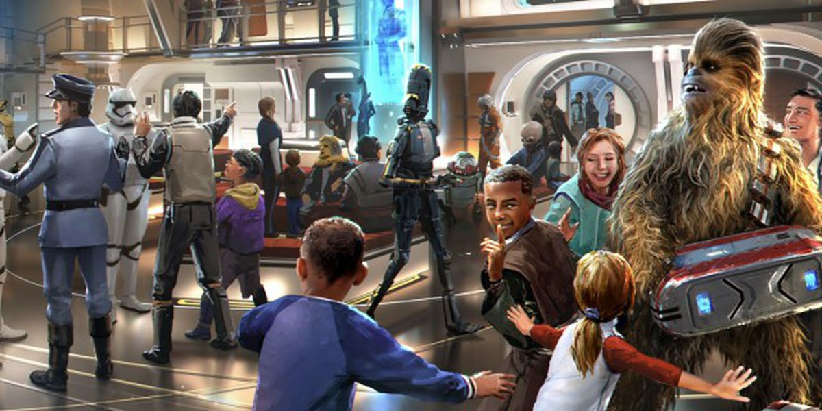 All-immersive, 2-night Star Wars experience coming to Disney World