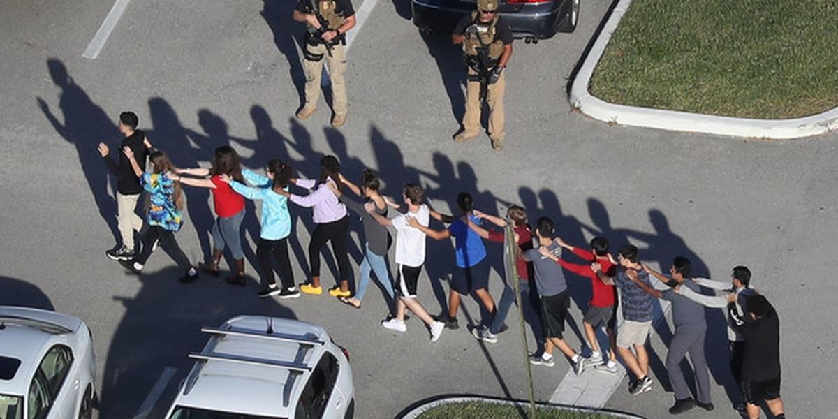 Tough response for school threats since Parkland