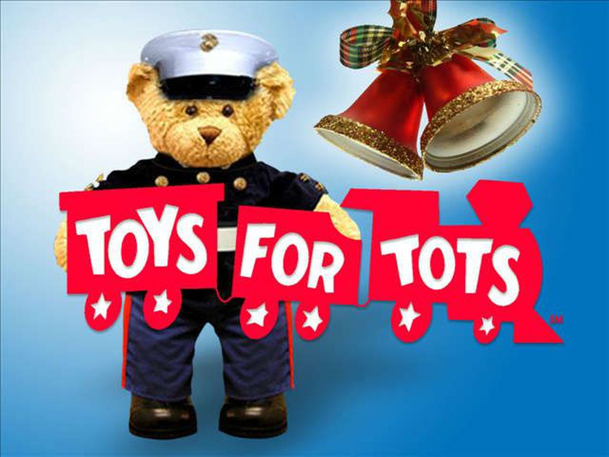 All Bealls stores drop off locations for Toys for Tots