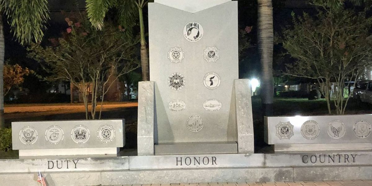 New D-Day monument to be unveiled in Boynton Beach's Veterans Memorial Park