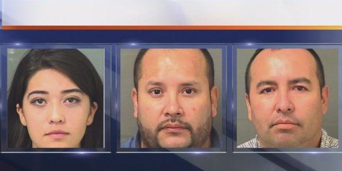 3 Arrested in PBC after South Fla. crime spree