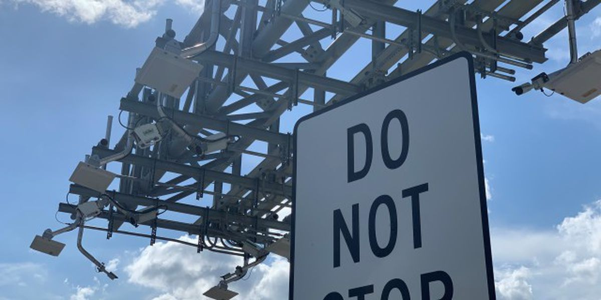 Florida's Turnpike going cashless