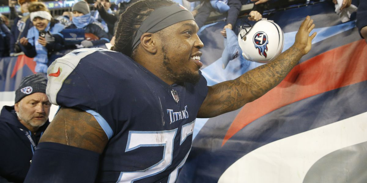 Henry runs into NFL record book as Titans rout Jaguars 30-9