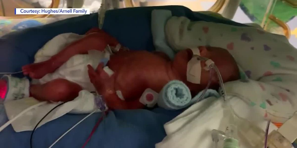 Baby, mother recovering after medical issue caused loss of consciousness, car crash