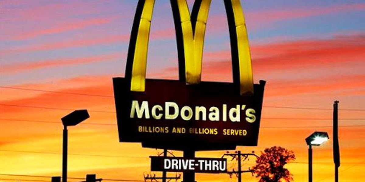 McDonald's will serve Happy Meals with books