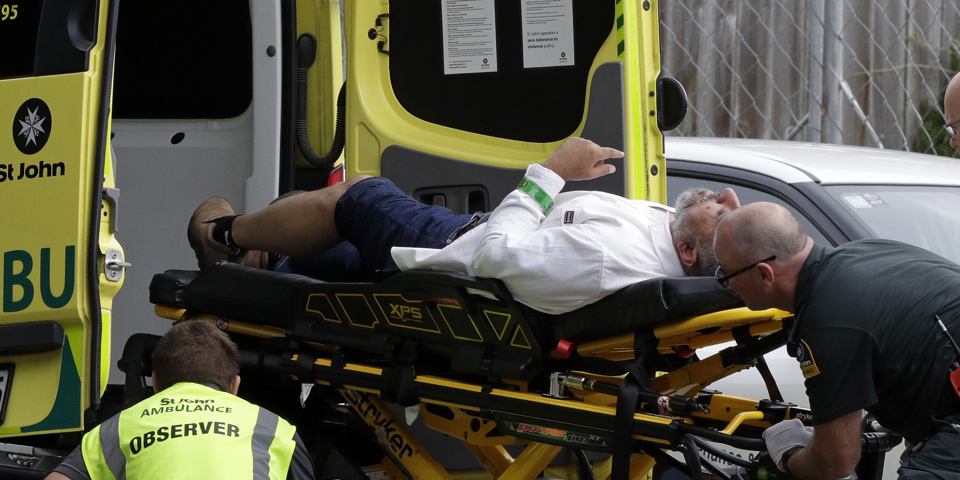 'One of New Zealand's darkest days': 49 killed in terrorist attack on mosques