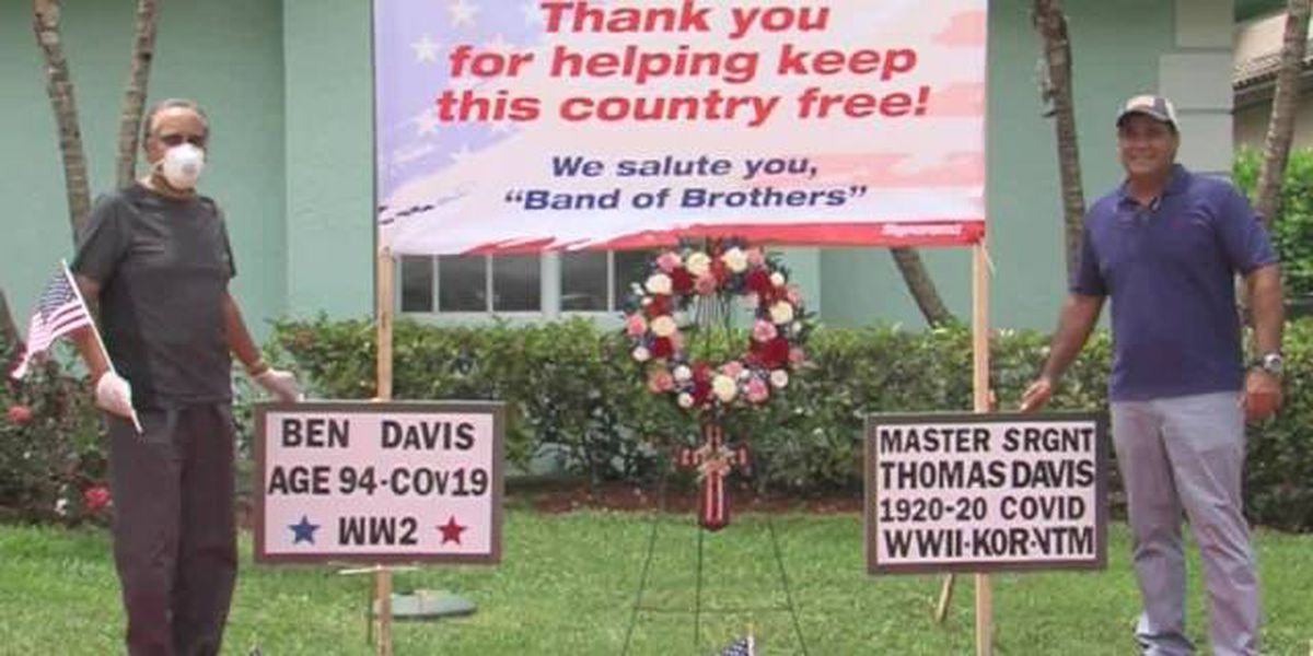 2 brothers who recently died from coronavirus honored