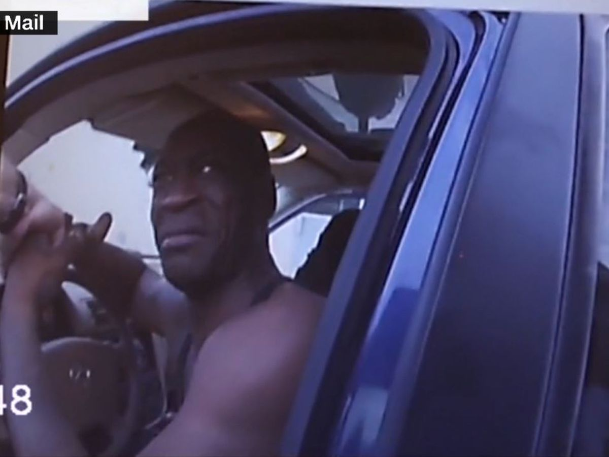 GRAPHIC: British paper publishes police bodycam video of Floyd arrest