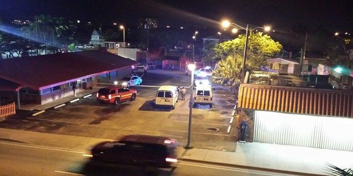Man set on fire in Lake Worth
