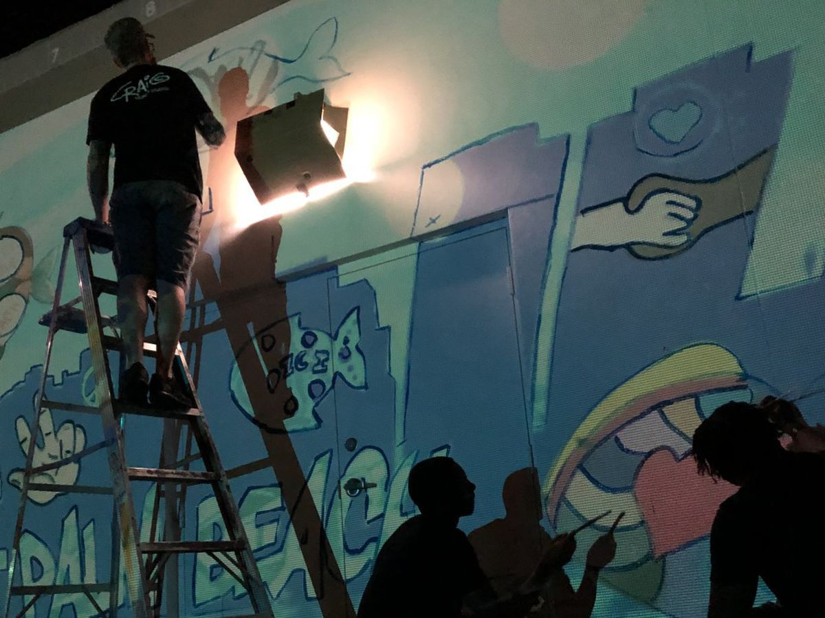 New Northwood mural introduces changing perceptions for artists and community