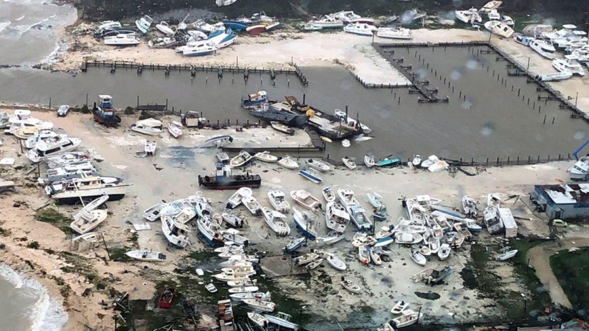 Help victims of Hurricane Dorian - wflx